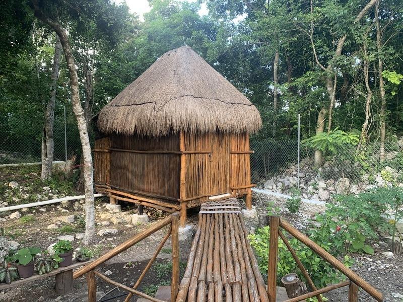 My cabaña in Cobá