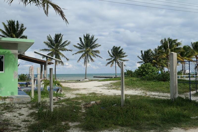 A Punta Allen beach