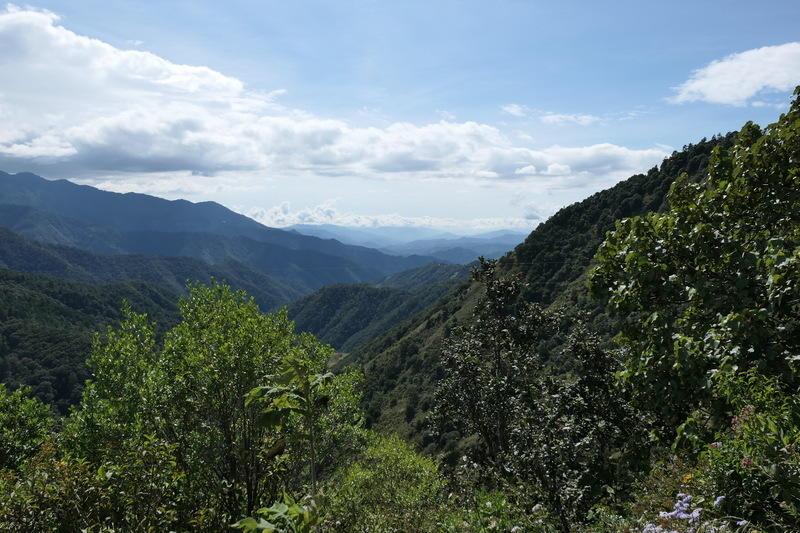 San José view